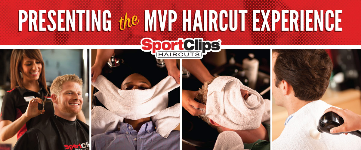 The Sport Clips Haircuts of Oak Park - River Forest MVP Haircut Experience